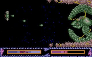 Screenshot of Krypton Egg