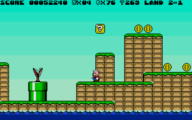 Thumbnail of other screenshot of Super Stario Land
