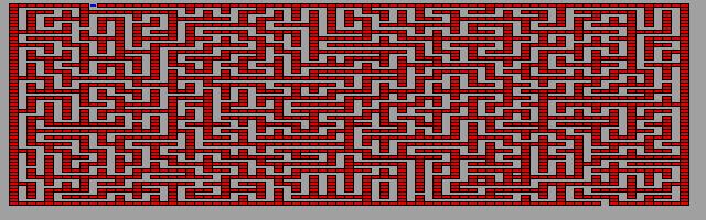 Screenshot of Labyrinthe