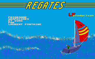 Thumbnail of other screenshot of Regates