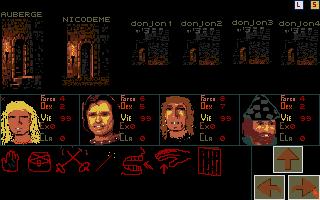 Screenshot of Heresie