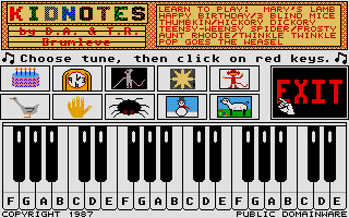 Thumbnail of other screenshot of Kidnotes