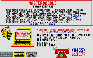 Thumbnail of other screenshot of Masterdoodle