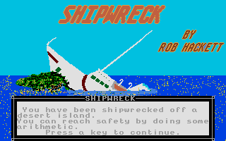 Thumbnail of other screenshot of Shipwreck