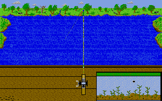 Thumbnail of other screenshot of Gone Fish'n - Tournament Version
