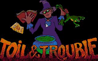 Thumbnail of other screenshot of Toil and Trouble