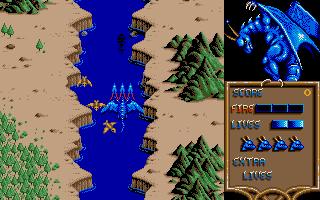 Thumbnail of other screenshot of Dragon Spirit