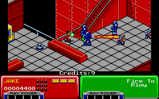 Thumbnail of other screenshot of Escape from the Planet of the Robot Monsters