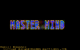 Thumbnail of other screenshot of Master Mind PRG