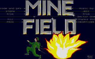 Thumbnail of other screenshot of Mine Field