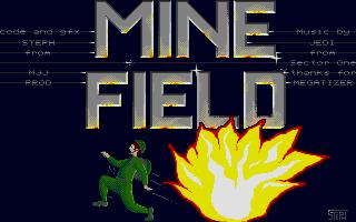 Screenshot of Mine Field