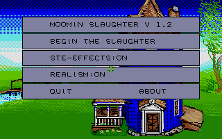Thumbnail of other screenshot of Moomin Slaughter