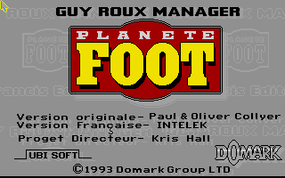 Thumbnail of other screenshot of Guy Roux Manager Planete Foot