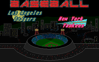 Thumbnail of other screenshot of Baseball