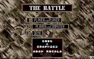 Screenshot of Battle, The