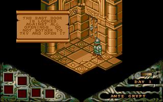 Screenshot of Cadaver - Temple