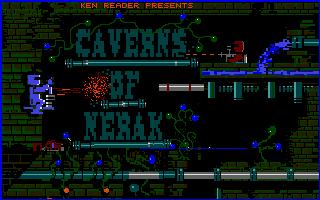 Screenshot of Caverns of Nerak