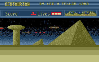 Thumbnail of other screenshot of Centaurien