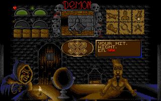 Screenshot of Demon