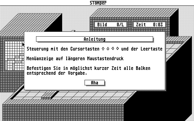 Screenshot of Stomper