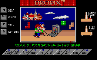 Thumbnail of other screenshot of Dropix