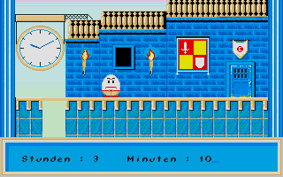 Screenshot of Eieruhr