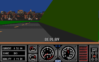 Thumbnail of other screenshot of Race Drivin'