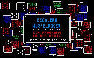 Thumbnail of other screenshot of Escalero Wurfelpoker