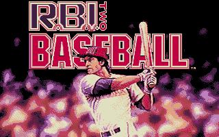 Screenshot of R.B.I. Baseball 2