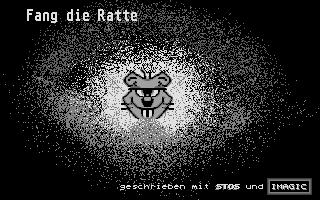 Screenshot of Fang die Ratte