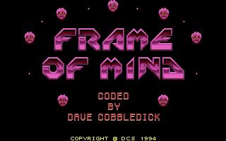 Screenshot of Frame of Mind