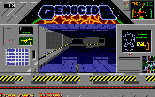 Screenshot of Genocide