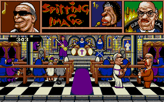 Thumbnail of other screenshot of Spitting Image