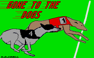 Screenshot of Gone to the Dogs