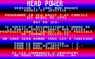 Thumbnail of other screenshot of Head Power