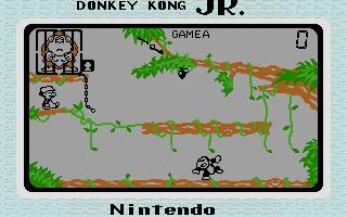 Thumbnail of other screenshot of Donkey Kong Jr.