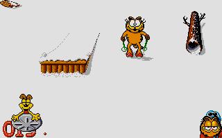 Screenshot of Garfield - Winter's Tail