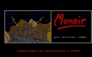 Thumbnail of other screenshot of Manoir