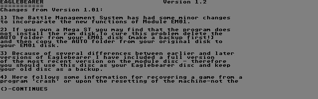 Thumbnail of other screenshot of Eaglebearer