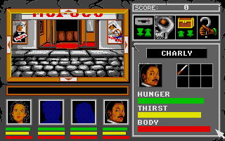 Screenshot of Lords of Doom