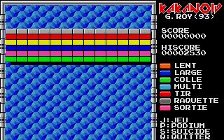 Thumbnail of other screenshot of Kakanoid