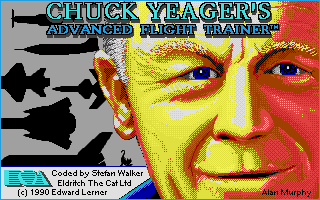 Thumbnail of other screenshot of Chuck Yeager's Advanced Flight Trainer 2.0