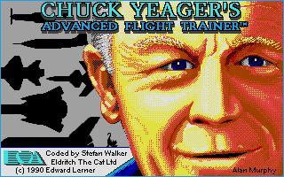 Screenshot of Chuck Yeager's Advanced Flight Trainer 2.0