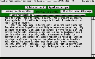 Thumbnail of other screenshot of Cuisine, La
