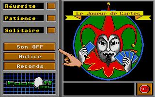 Thumbnail of other screenshot of Joueur de Cartes, Le