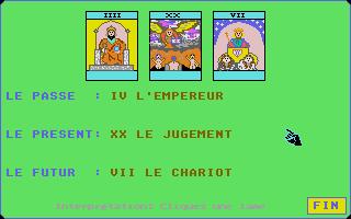 Thumbnail of other screenshot of Tarot, Le