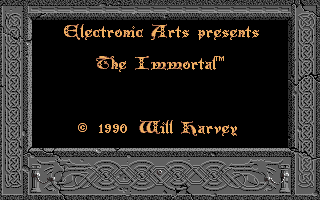 Screenshot of Immortal, The