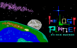 Thumbnail of other screenshot of Lost Planet, The
