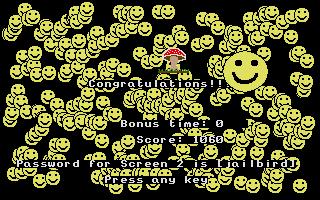 Screenshot of Mad Mole