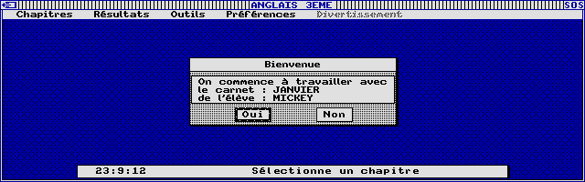 Thumbnail of other screenshot of Joker Micro - Anglais 3e